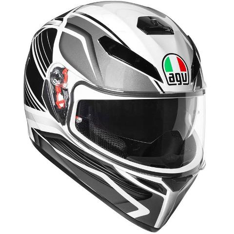 K-3 SV E2205 MULTI  AGV  PROTON  WHITE/ GREY