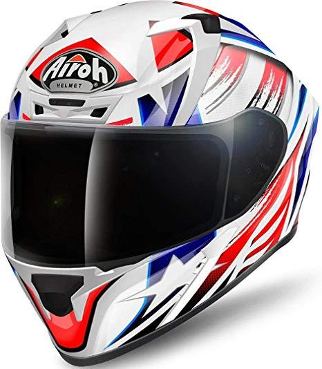 VALOR COMMANDER GLOSS ON-ROAD HELMET AIROH Casco ON-ROAD in resina termoplastica