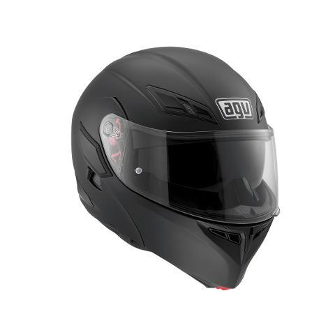 COMPACT ST E2205 AGV  MONO - MATT BLACK