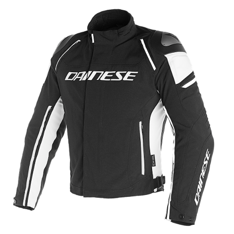 RACING 3 D-DRY Dainese BLACK/BLACK/WHITE