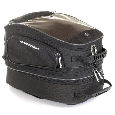 TRAVEL EVO BAGSTER BLACK/BLACK