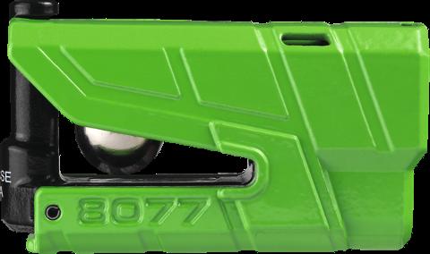 GRANIT DETECTO 8077 BLOCCA DISCO  ABUS X-PLUS GREEN