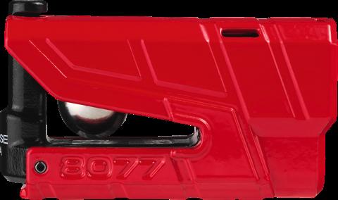 GRANIT DETECTO 8077 BLOCCA DISCO  ABUS X-PLUS RED