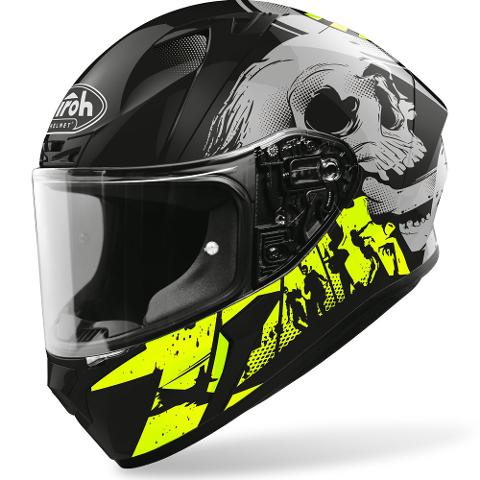VALOR AKUNA MULTI AIROH Casco ON-ROAD in resina termoplastica
