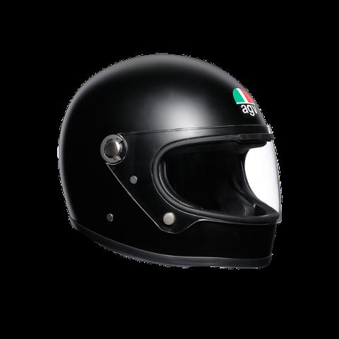 X3000 MONO E2205 AGV MATT BLACK