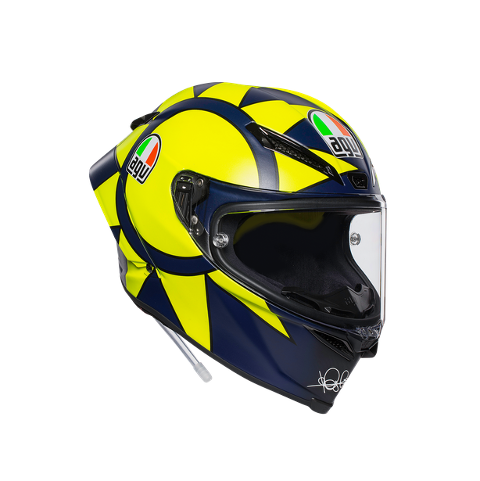 PISTA GP R E2205 TOP  MS AGV SOLELUNA 2018