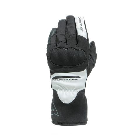 AURORA LADY D-DRY GLOVES Dainese BLACK/WHITE