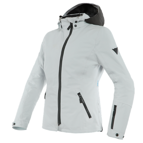MAYFAIR LADY D-DRY JACKET Dainese  Black/Glacier-Gray/Glacier/Gray
