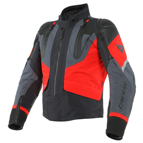 SPORT MASTER GORE-TEX JACKET Dainese  Black/Lava-Red/Ebony