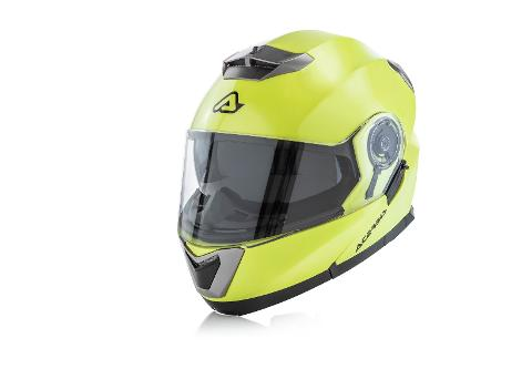 CASCO SEREL MODULARE  ACERBIS  YELLOW FLUO