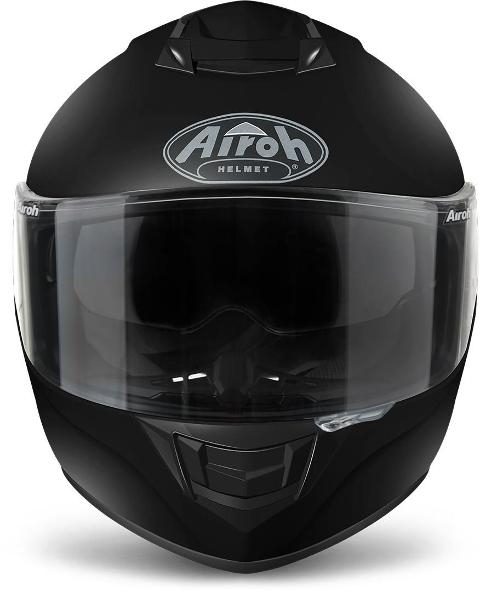 ST 501 MONOCOLORE AIROH CASCO FULL FACE TRI-COMPOSITE
