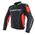 RACING 3 LEATHER Dainese BLACK/BLACK/BLACK