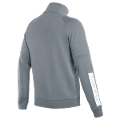 DAINESE FULL-ZIP SWEATSHIRT- IRON-GATE Dainese  felpa casual wear moto/scooter/tempo libero