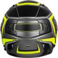 EXECUTIVE LINE - YELLOW MATT  AIROH casco modular line , mentoniera staccabile