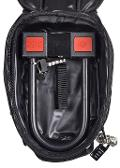DAILY LINE LOCKER BAGSTER BLACK/BLACK