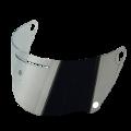 VISIERA X3000 - VISOR LEG - 1 AS RACE TRACK AGV IRIDIUM SILVER