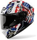 VALOR UNCLE SAM MULTI AIROH Casco ON-ROAD in resina termoplastica