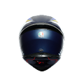 K1 MULTI ECE2205 AGV POWER MATT DARK BLUE/ORANGE/WHITE