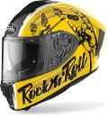 SPARK ROCK N ROLL  AIROH Casco full-face in HRT (High Resistant Thermoplastic
