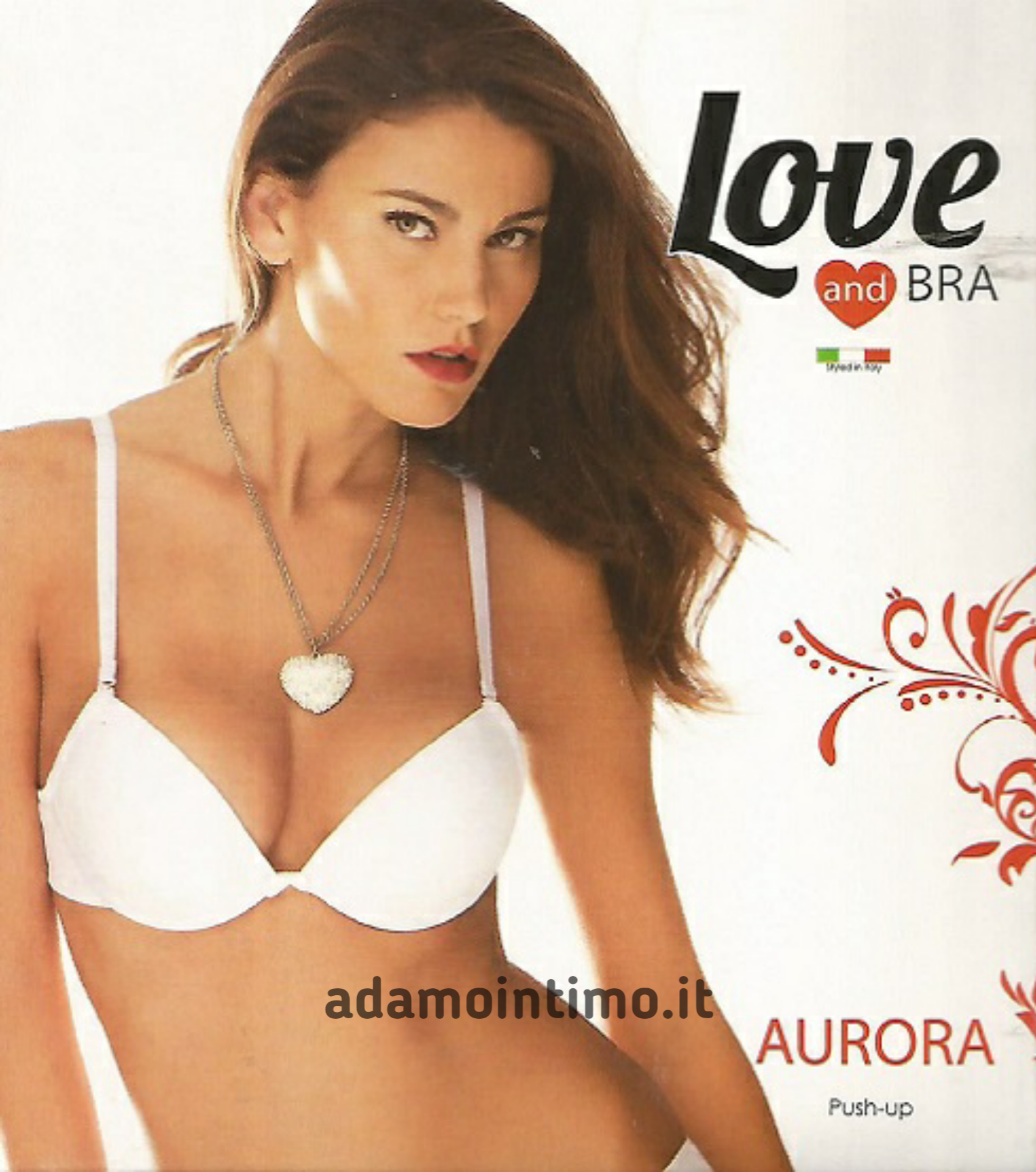 Reggiseno Push-Up Love and Bra Aurora