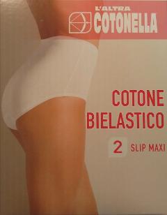 Slip Maxi donna in Cotone Modal L'altra Cotonella art.3941 Slip Maxi