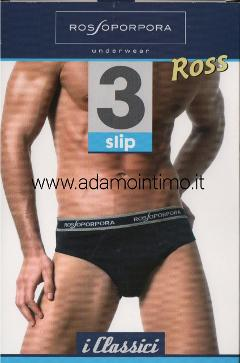 Slip uomo ROSSOPORPORA Art. ROSS