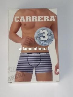 OFFERTA 3 PAIA BOXER UOMO CARRERA Art. 545 CARB