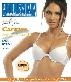 Reggiseno Push-Up Bellissima Carezza