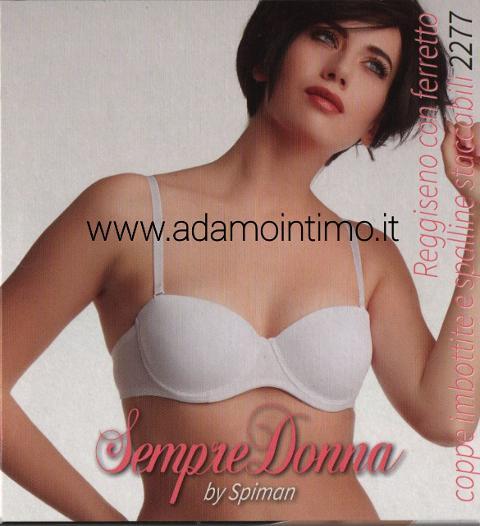 Regiseno SEMPRE DONNA & Spiman Sempre Donna Art. 2277 a Fascia
