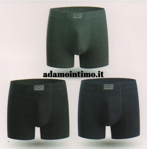 Offerta 6 Paia Boxer UOMO  UOMO Art. 2055 Unico Fondo