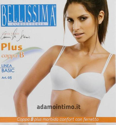 Reggiseno Push-Up Bellissima Plus