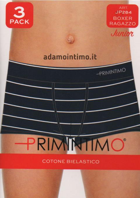 Boxer bimbo a righe Primintimo Art. JP284