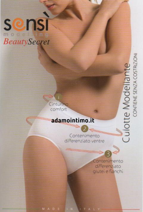 Culotte modellante Sensì art. SL054L