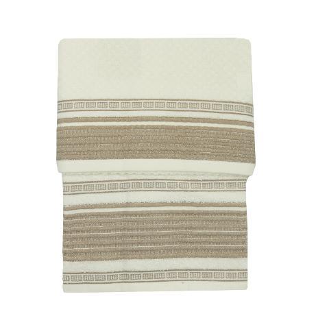 Set 1+1 Asciugamani e ospite Spiga