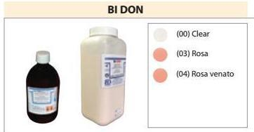 BI DON POLVERE DA 1KG (RESINE PER PALATI) BARTOLINI DENTAL GROUP BI DON