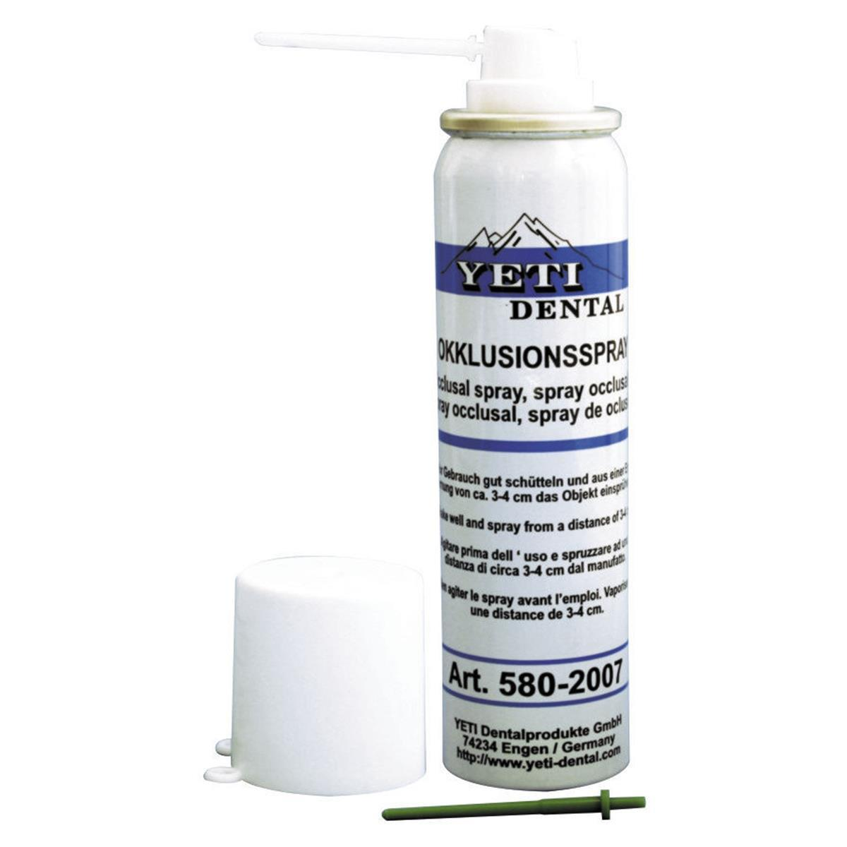 OKKLUSIONS SPRAY -  YETI Colore verde
