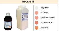 BI CRYL N POLVERE DA 1 KG (RESINE PER PALATI) BARTOLINI DENTAL GROUP BI CRYL N