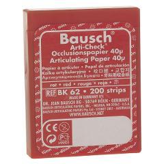 Carta Articolazione Bausch BK10 Bausch BK10