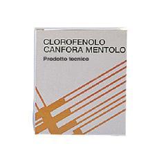 CLOROFENOLO CANFORA MENTOLO - Flacone da 20 ml con contagocce GHIMAS