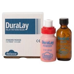 DURALAY KIT - Kit 2 once - Polvere da 57 g + liquido da 57 g + accessori.  RELIANCE DURALAY KIT - Kit 2 once - Polvere da 57 g + liquido da 57 g