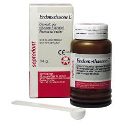 ENDOMETHASONE C - Polvere - flacone da 14 g SEPTODONT ENDOMETHASONE C - Polvere - flacone da 14 g