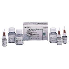 KETAC-CEM RADIOPAQUE - Confezione clinica: 3 polveri da 33 g cad., 3 liquidi da 12 ml cad. ed access 3M KETAC-CEM RADIOPAQUE - Confezione clinica: 3