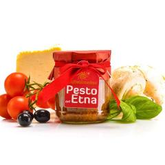 PESTO DELL'ETNA SICILIA TENTAZIONI VASETTO 90 GR