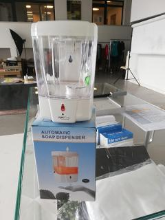 Dispenser automatico gel igenizzante