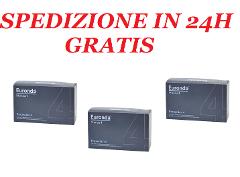 3 X MASCHERINE MONOUSO A 4 STRATI - 150 PEZZI  EURONDA MONOART