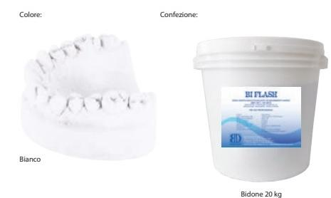 BI FLASH BIANCO BIDONE 20 Kg BARTOLINI DENTAL GROUP BI FLASH BIANCO BIDONE 20 Kg