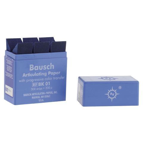 Carta Articolazione Bausch BK01 Bausch BK01
