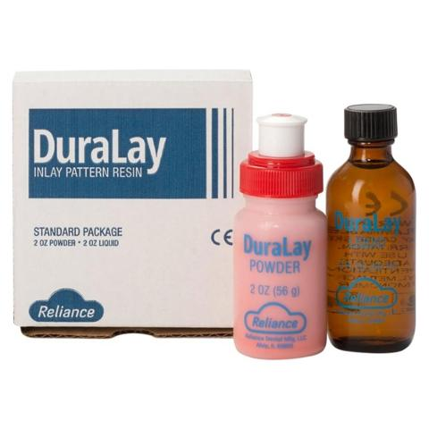 DURALAY KIT - Kit 2 once - Polvere da 57 g + liquido da 57 g   RELIANCE + accessori
