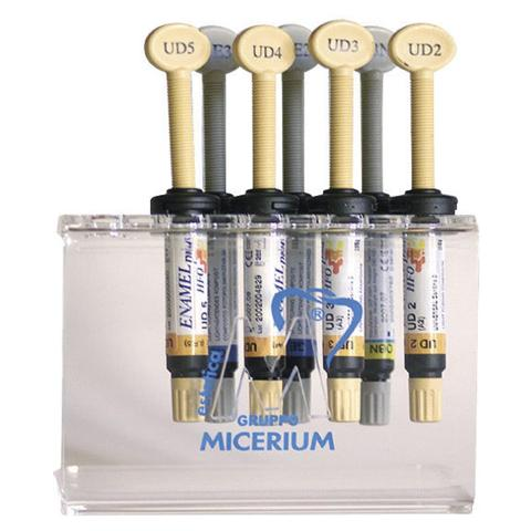 ENAMEL PLUS HFO KIT - Trial Kit 4 siringhe da 2,5 g cad.  MICERIUM KIT - Trial Kit 4 siringhe da 2,5 g cad.