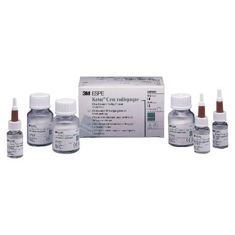 KETAC-CEM RADIOPAQUE -  3M Confezione clinica: 3
